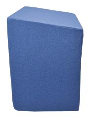 Bandscheibenwuerfel Abgeschr Blau - (1 St) - PZN 08043930
