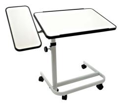 Beistell-Tisch Weiß 2-Geteilt - (1 St) - PZN 00914504