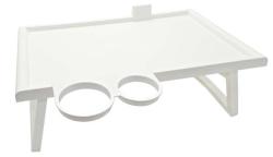 Bett-Tisch Weiß - (1 St) - PZN 00914562