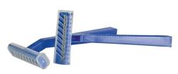 Einwegrasierer 2 Klingen Blau - (100 St) - PZN 10075803