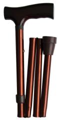 Faltstock Braun - (1 St) - PZN 00914326