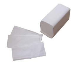 Papierhandtuch 25X23 2-Lagig Hochweiß - (1 St) -...