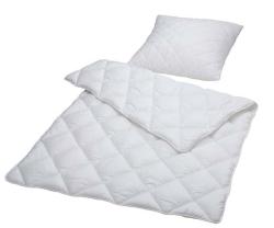 Suprima Bett-Set Kissen Und Steppdecke - (1 St) - PZN...