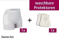 Suprima Hüftprotek.Set1Xpr.Sli.+1Pa.Pr.Gr.L Wasch. -...