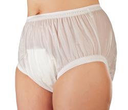 Suprima-Inkontinenzhose Art. 206 Gr.50 Weiß - (1...