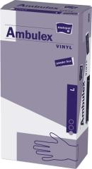 Ambulex L Vinyl Untersuchungshandsch.Ungepud.Unst. - (100...