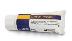 Lavanid-Wundgel Mit 0.04 % Polihexanid - (1X40 g) - PZN...
