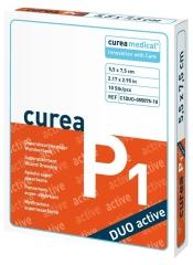 Curea Medical P1 Duo Active 5.5 X 7.5 Cm - (10 St) - PZN...