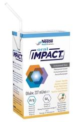Oral Impact Drink Vanille - (8X3X237 ml) - PZN 16381524