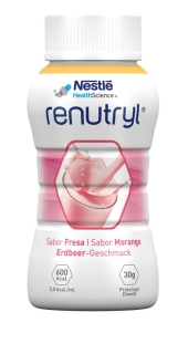 Renutryl Erdbeere - (6X4X300 ml) - PZN 10193158