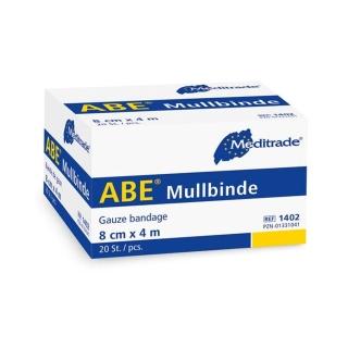 Mullbinden Starr Nach Din 61631 4Mx4Cm - (20 St) - PZN 01331029